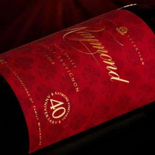 美國加州紅酒Raymond Reserve Selection Cabernet Sauvignon 2015 Napa Red Wine