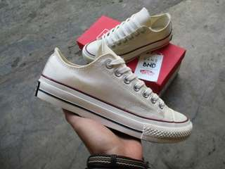 Converse Low 1970s Off White