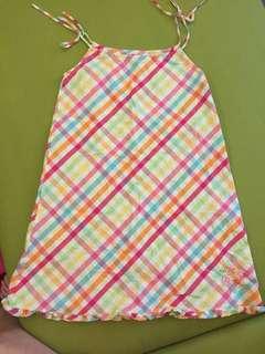 法國名牌Jacadi綁帶洋裝
