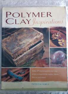 Polymer Clay Inspiration