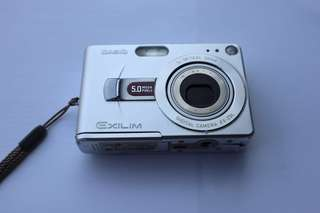 Canon EX Z50 Digital Camera 數碼相機 佳能