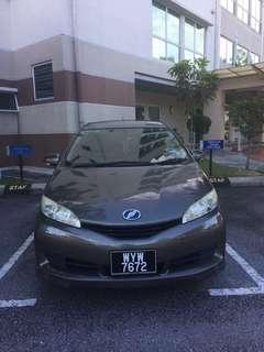 Toyota Wish 2013 1.8