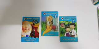 Read it yourself with Ladybird(level 3)