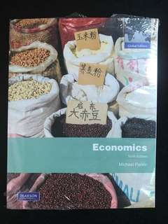 BN Micheal Parkin Economics (tenth edition)