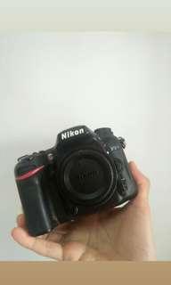 Kamera SLR Nikon D7200 Wifi, NFC 09/2017 non-alta