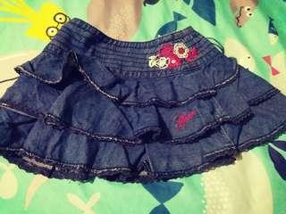Guess kids miniskirt