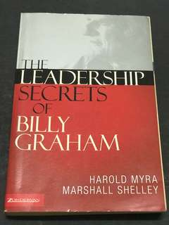 🚚 The Leadership secrets of Billy Graham