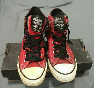 Converse The Clash japan edition