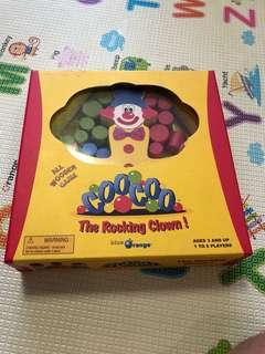 Rocking Clown