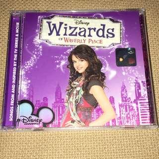 Wizards of Waverly Place Soundtrack (NEW)