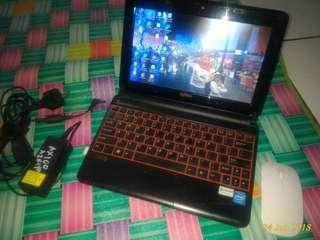 NoteBook , NetBook Axioo Pico CJM ,Murah ,Lancar ,Siap Pakai