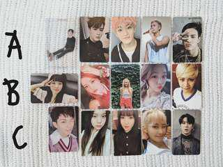 🚚 [wts/wtt] official photocards