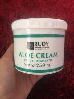Aloe Cream untuk creambath