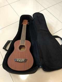 Luthier ukulele