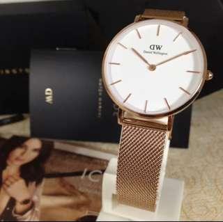 Jam tangan dw ori