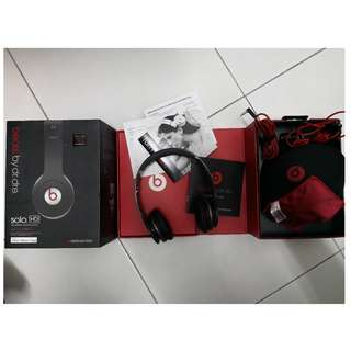 Monster Beats Solo By Dre