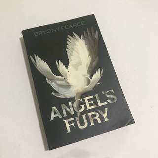 Angel's Fury by Byrony Pearce