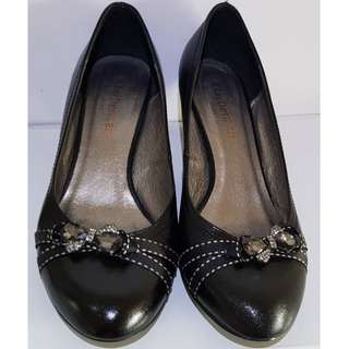 二手鞋 ClayDerman 克萊德門 女鞋 高跟鞋 低跟鞋 專櫃鞋