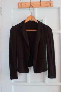 Giordano Black blazer for women