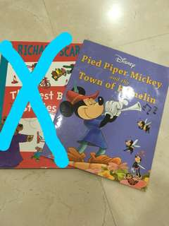 Richard Scarry & Mickey Mouse