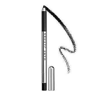 Marc Jacobs gel eye crayon in blaquer 0.37g
