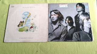 SEALS & CROFTS . unborn child ● SHOES . present tense  ( buy 1 get 1 free )   vinyl record