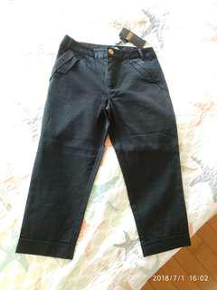 Wanko Crop Pants