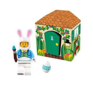 Lego Easter Bunny Hut 5005249