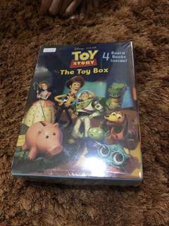 Disnep pixar toy story the toy box