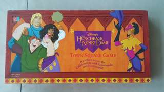 Disney's Hunchback of Notre Dame: Town Square Game #July70