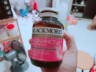 Pregnant vitamin