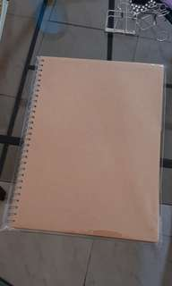 B5 Undated Planner & Dotted Notebook