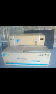 Brand New Daikin 2hp D'Smart Series
