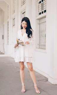 Pippa Bell Sleeve Dress
