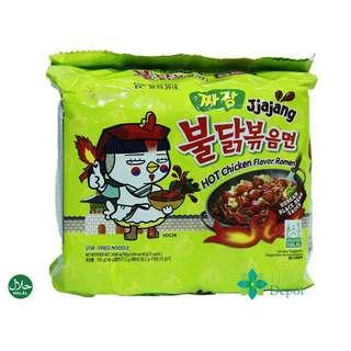 [HALAL] Samyang Spicy Ramen JJAJANG