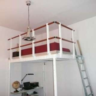Condo Mezzanine Custom Made