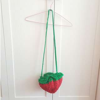 士多啤梨袋 / Strawberry Bag