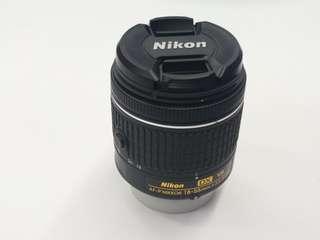 nikon 18 55 mm vr lens