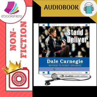 AudioBook - Stand and Deliver By: Dale Carnegie