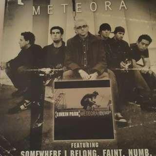 Poster - Linkin Park Meteora