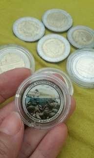 GOLD COIN/Coin Emas Belanda