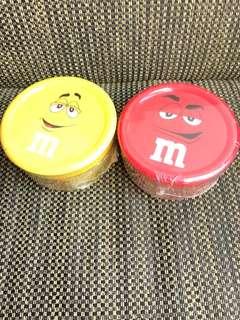 🚚 M&m 保鮮盒