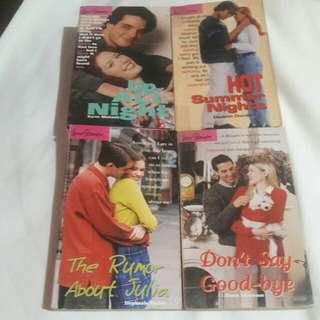 Love Stories Bundle of 4