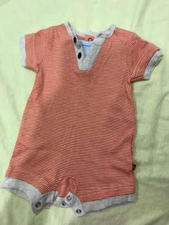 Mothercare baby romper (3-6mths)