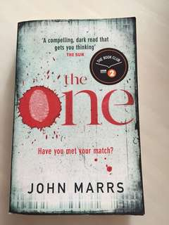 The One by John Marrs Fiction book