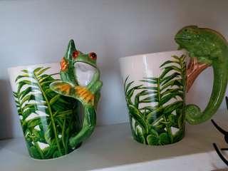 變色龍杯!青蛙杯!