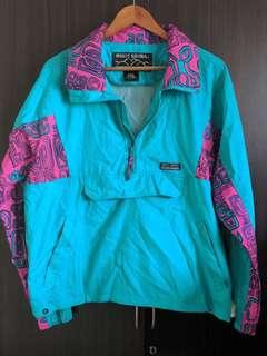 Vintage White Sierra Festival Jacket
