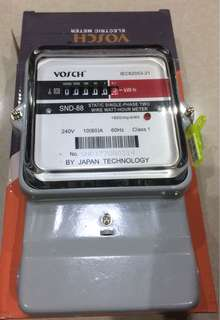 Electric Submeter