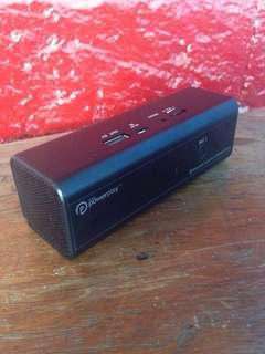 Powerplay (Bluetooth Speaker & Powerbank)