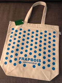 Frapbois Tote bag